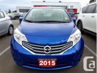 Make Nissan Model Versa Note Year 2015 Colour Blue kms