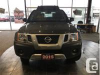 Make Nissan Model Xterra Year 2015 Colour Black kms