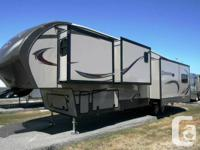 2015 PRIME TIME MFG CRUSADER 351REQ Fifth Wheel