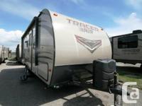 2015 PRIME TIME MFG TRACER TT 215AIR. Travel Trailer.