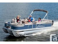 "Specifications Deck length: 6.1 m (20'-0"") Pontoon"