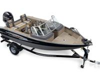 Here we have a brand new 2015 Princecraft Sport 172 WS