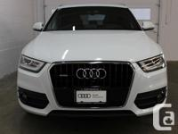 Make Audi Model Q3 Year 2015 Colour white kms 77545