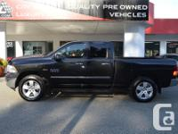 Make Dodge Model Ram 1500 Year 2015 Colour Black kms