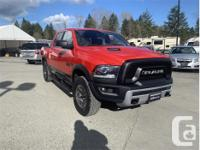 Make Ram Model 1500 Year 2015 Colour Red kms 88114