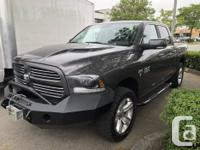 Make Dodge Model 1500 Year 2015 Trans Automatic kms