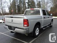 Make Dodge Model Ram 1500 Year 2015 Colour Silver kms