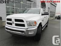 Make Ram Model 2500 Year 2015 Colour White kms 93502