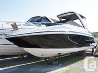 Check out the Boat Test Review on the Regal 28 Express
