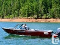 River Hawk GB boats are designed with a max