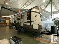 2015 KEYSTONE Recreational Vehicle SAFE HOUSE TT 28BHS