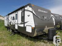 . 2015 KEYSTONE RV SAFE HOUSE TT 31RBDS. Travel