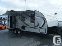 2015 KZ RV Vision V23BHS (4487).  Usage the following
