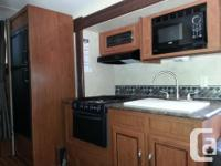 The Salem Cruise Lite 281QBXL travel trailer by Forest