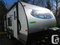 Price: $18,995 Stock Number: RV-1717A Perfect Bunk