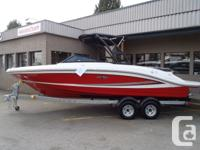 2015 Sea Ray 21 SPXFactory Installed Options Included