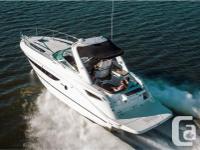 2015 Sea Ray 350 SundancerFactory Installed Options