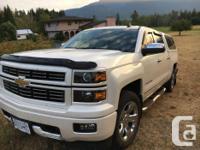Make Chevrolet Model 1500 Year 2015 Colour Pearl White