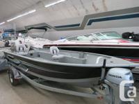 Excellent Fish/ Hunt boat, Tiller standard, available