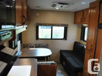 Outstanding floor plan. Rear dinette with a opposing