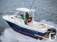 2015 Striper 220 WAFactory Installed Options Included