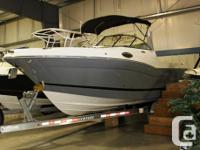 New 2015 Striper 220DC Dual Console powered with an