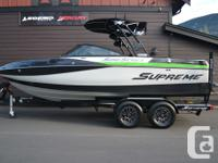 The 2016 Supreme S211 measures just under 21ft while