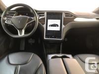 Make Tesla Model Model S Year 2015 Colour Black kms