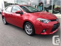 Make Toyota Model Corolla Year 2015 kms 33182 Trans