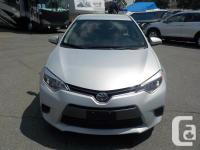 Make Toyota Model Corolla Year 2015 Colour Silver kms