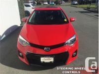 Make Toyota Model Corolla Year 2015 kms 72500 Trans