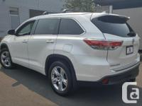 Make Toyota Model Highlander Year 2015 Colour White