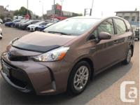 Make Toyota Model Prius V Year 2015 Colour Brown kms
