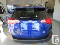 Make Toyota Model RAV4 Year 2015 Colour Blue kms 56592