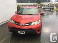 Make Toyota Model RAV4 Year 2015 kms 44321 Trans