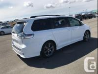 Make Toyota Model Sienna Year 2015 Colour White kms