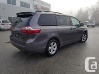 Make Toyota Model Sienna Year 2015 Trans Automatic We