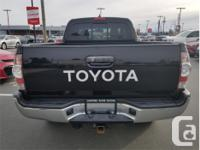 Make Toyota Model Tacoma Year 2015 Colour Black kms