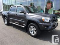 Make Toyota Model Tacoma Year 2015 Colour Grey kms