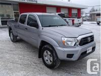Make Toyota Model Tacoma Year 2015 Colour Silver kms