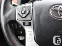 Make Toyota Model Tundra Year 2015 Colour Black kms