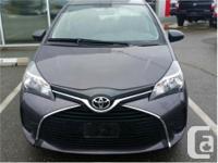 Make Toyota Model Yaris Year 2015 kms 44173 Trans