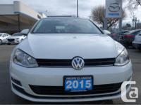 Make Volkswagen Model Golf Year 2015 Colour White kms