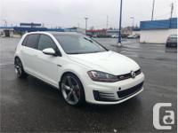 Make Volkswagen Model Golf GTI Year 2015 Colour White
