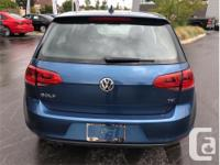 Make Volkswagen Model Golf Year 2015 Colour Blue kms