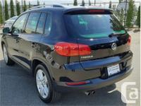 Make Volkswagen Model Tiguan Year 2015 Colour Black