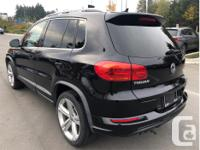 Make Volkswagen Model Tiguan Year 2015 Colour Black