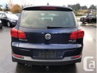 Make Volkswagen Model Tiguan Year 2015 Colour Blue kms