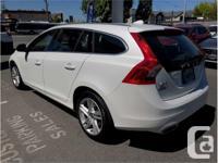 Make Volvo Model V60 Year 2015 Colour White kms 63500