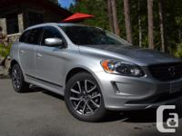 Make Volvo Model XC60 Year 2015 Colour Silver kms